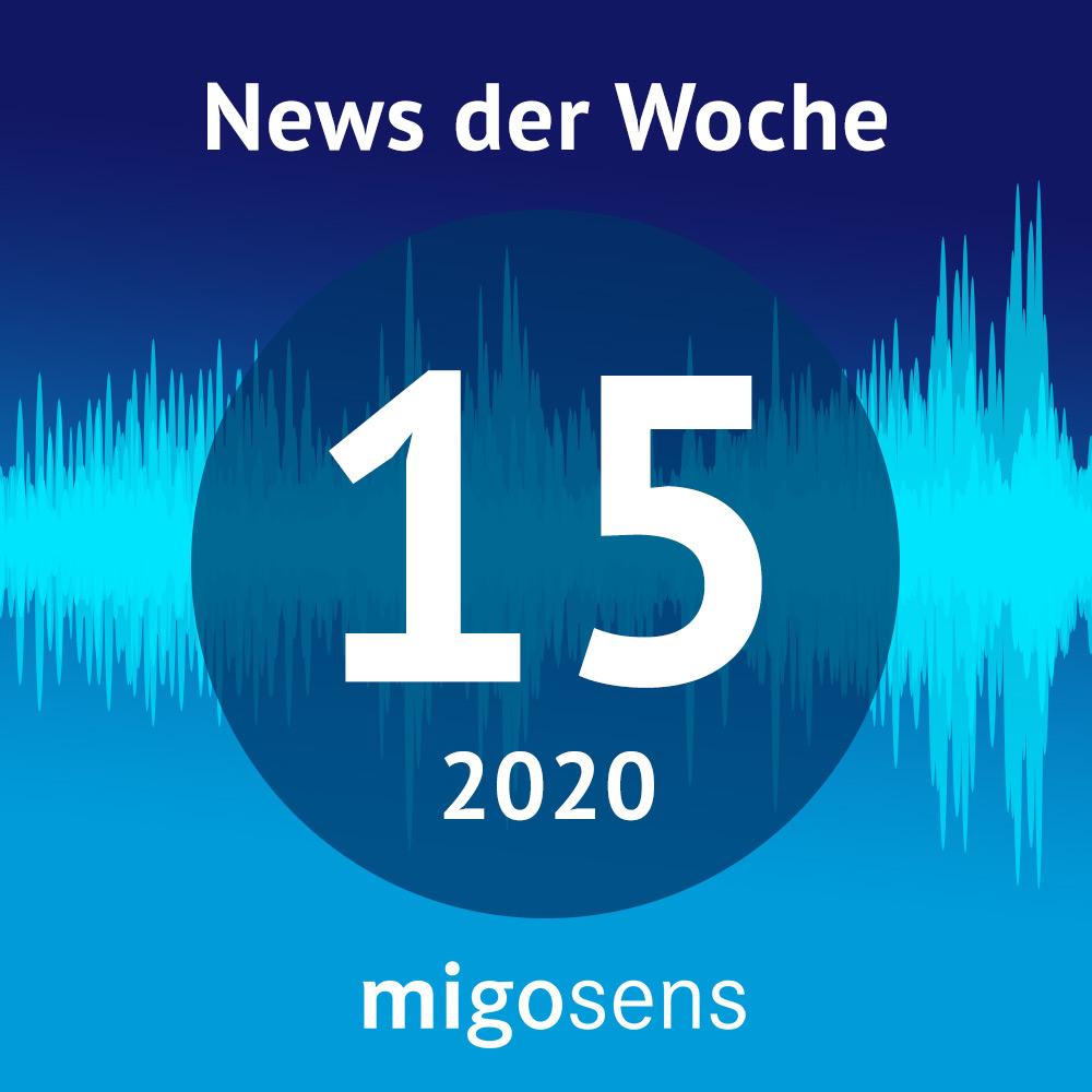 Datenschutz-News der Woche KW 15/2020