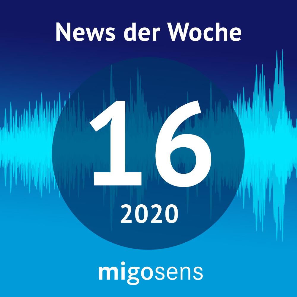 Datenschutz-News der Woche KW 16/2020