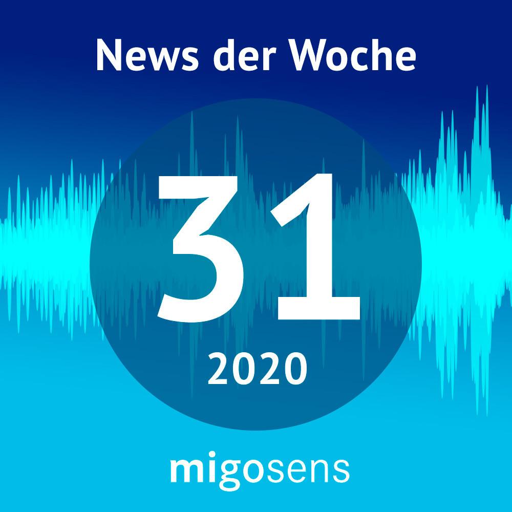 Podcast KW31 migosens