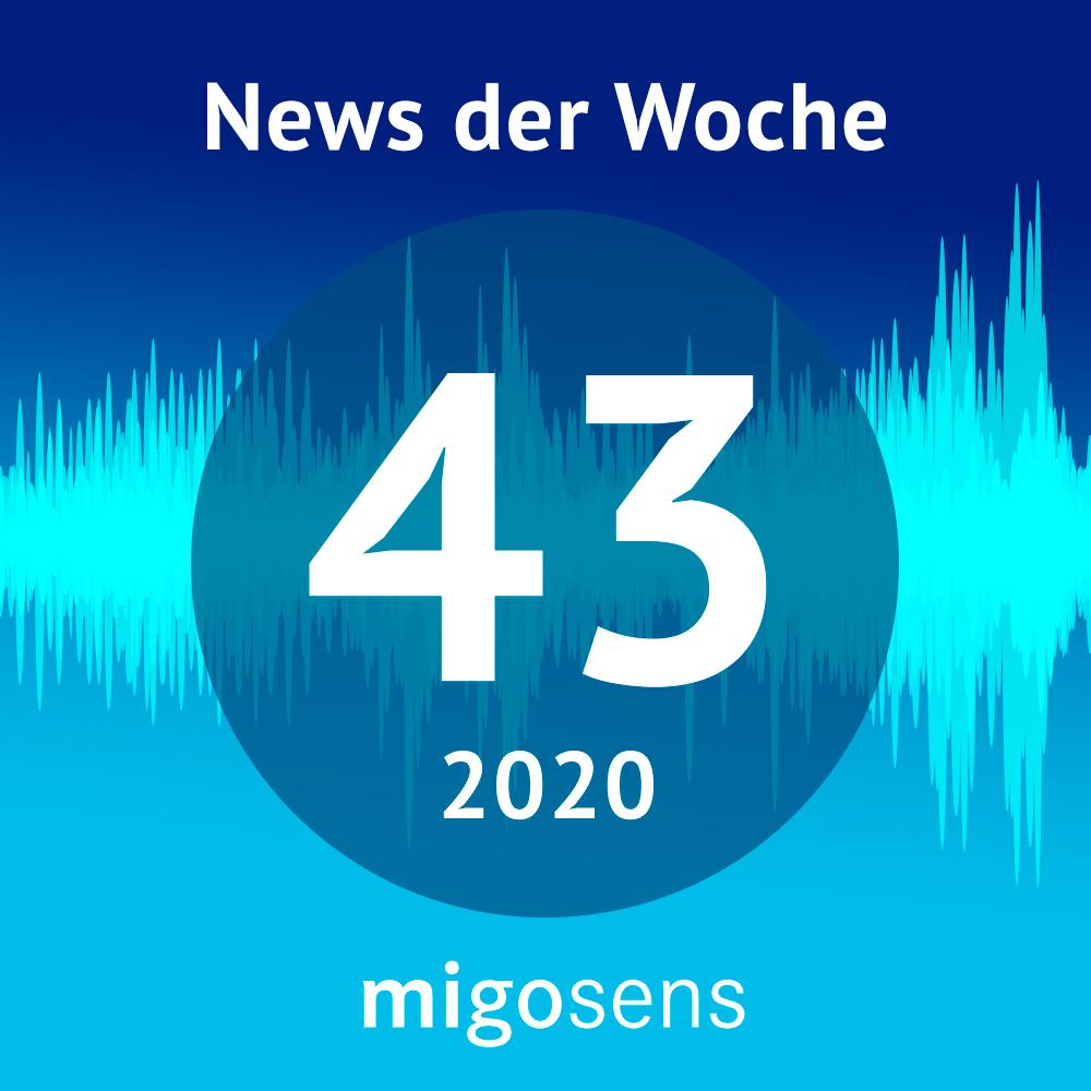 migosens News der Woche KW43/2020