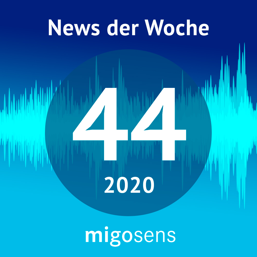 migosens Podcast News KW44/2020