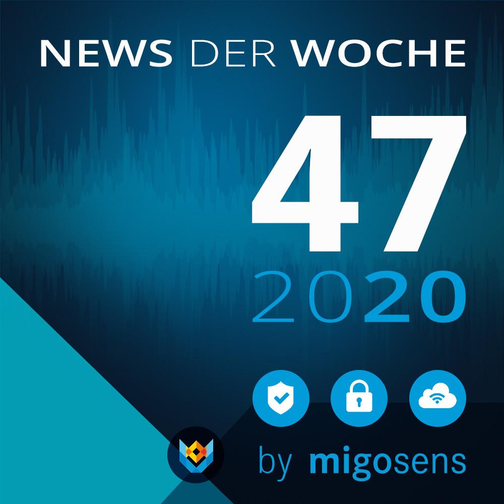 migosens Podcast KW 47/2020