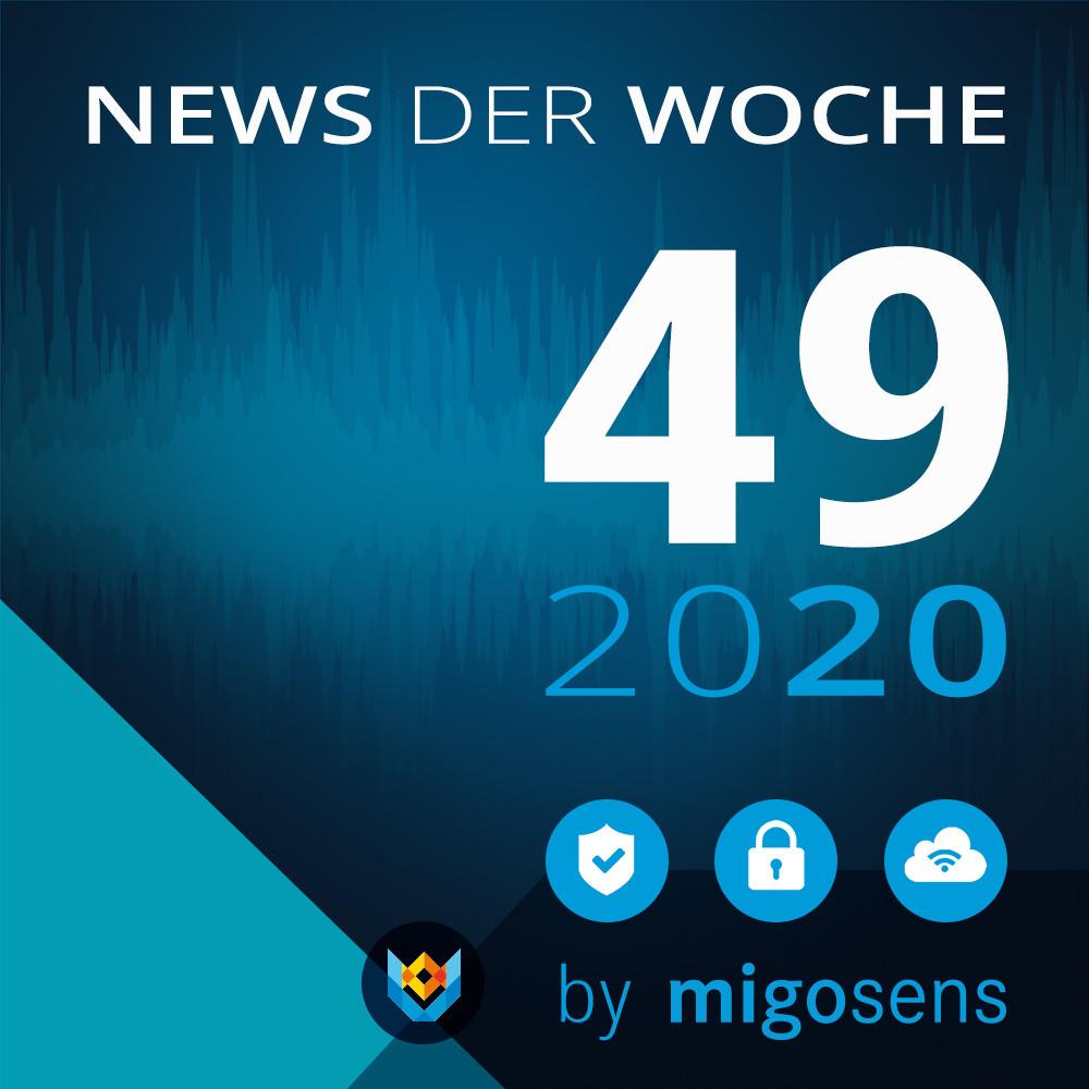 migosens Podcast DS News KW 49/2020