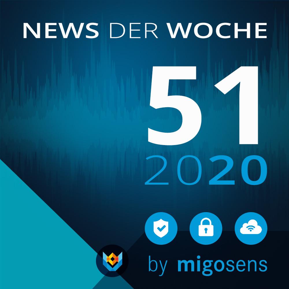 migosens Podcast DS News KW51/2020
