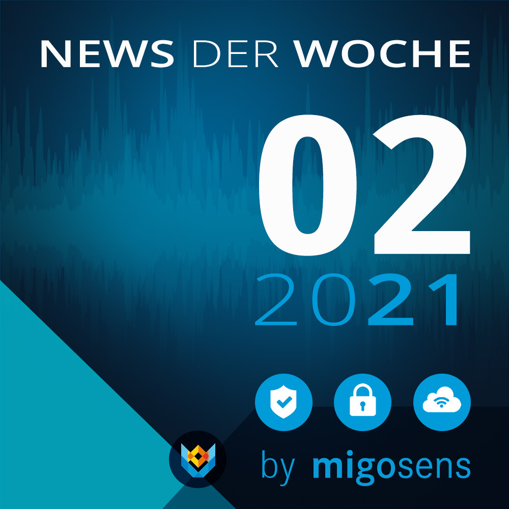 migosens Podcast DS News KW 02/2021